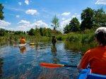 Spływ - rzeka Pilawa (Nadarzyce-Zdbice)