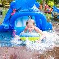 Zabawy w Parku wodnym