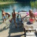 Najczystrze jezioro świata - Lobeliowe