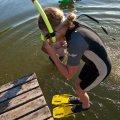 Lekcja nurkowania